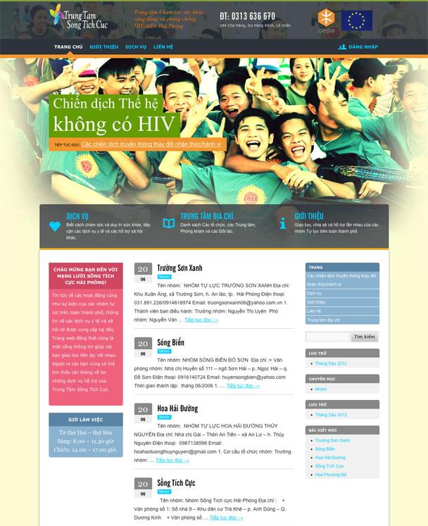 Trung tâm Chăm sóc sức khỏe cộng đồng và phòng chống HIV/AIDs Hải Phòng